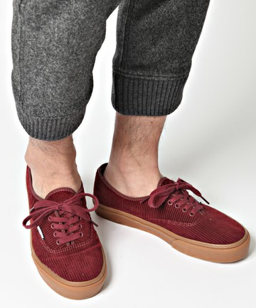 Beauty & Youth Men's <VANSxBY> CORD AUTHENTIC