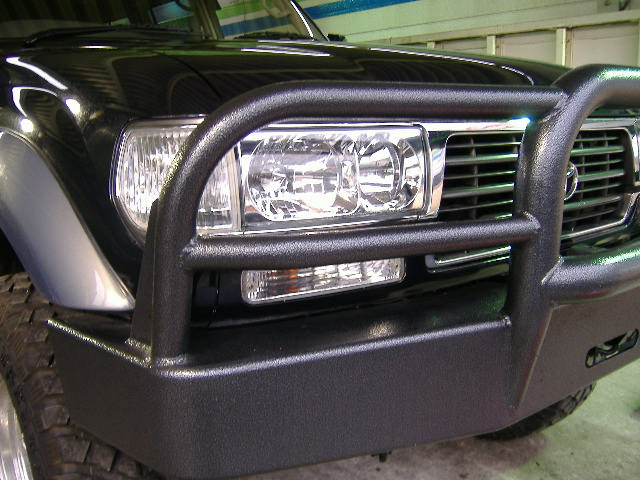 Toyota Land Cruiser 80 Crystal Combination Kit