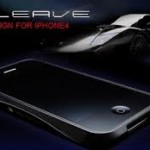Cleave Aluminum Bumper for iPhone 4 and 4S