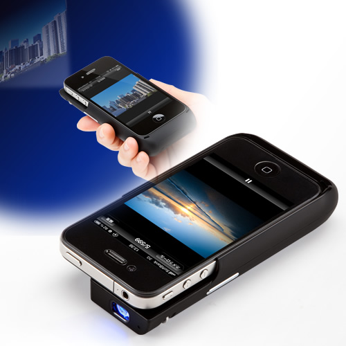 Digital Projector for iPhone 4 and 4S