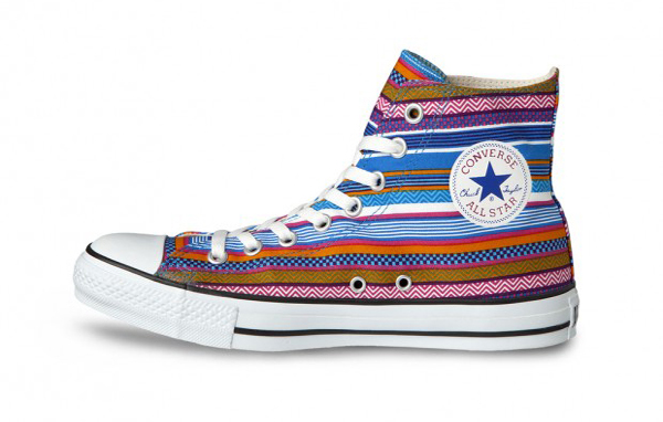 Converse All Star Huipil Hi