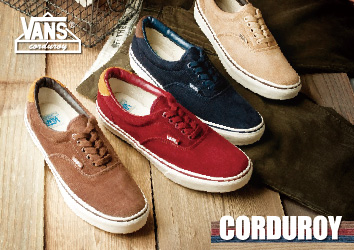 VANS CORDUROY AUTHENTIC