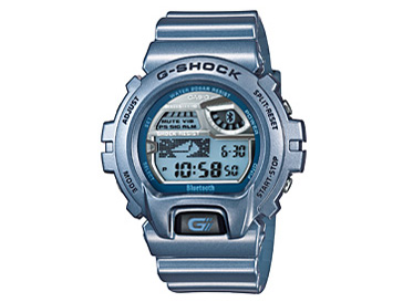 CASIO G-Shock Bluetooth Series for iPhone and Smartphones