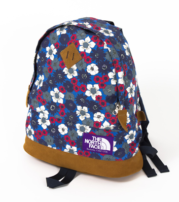 860f207c3 The North Face Purple Label Floral Print Medium Day Pack - Japan ...