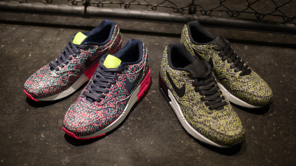 Nike Air Max 1 SP Limited Edition Sneakers