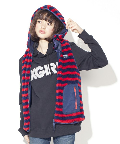 Autumn Street Wear from X-Girl
