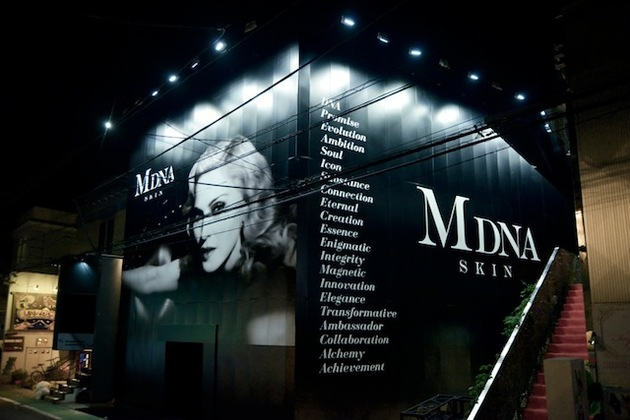 Madonna's MDNA Skin is Now Available Exclusively in Japan