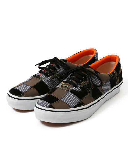 Silas x Vans Collaboration Sneakers