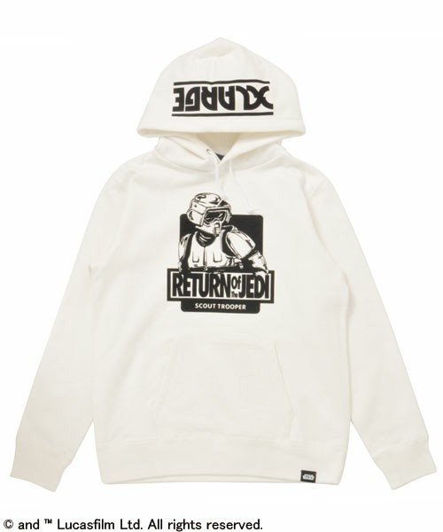 Star Wars Sweatshirts from XLarge Japan
