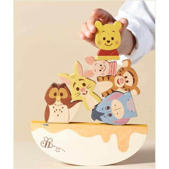 Kidea: Bandai's Disney Wooden Toy Collection