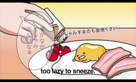 Gudetama Japan's Favorite Depressed Egg