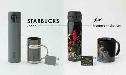 Limited Edition Starbucks Japan Mug by Fragment Design and Makoto Azuma (AMKK​)