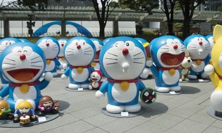 Doraemon Festival in Tokyo Celebrates Everyone's Favorite Robotic Cat