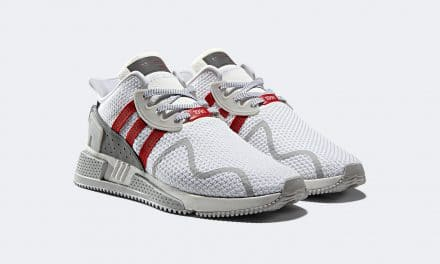 ADIDAS EQT Cushion ADV Exclusive Asia Co.