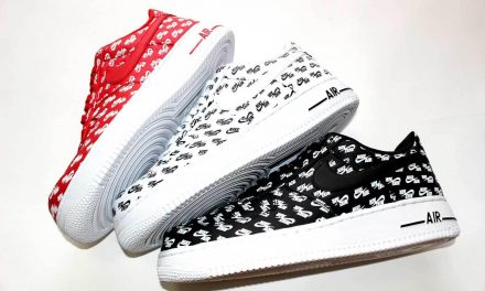 Nike Air Force 1 '07 QS Air Emblazoned Special Edition