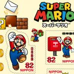 Super Mario Stamps Infiltrates Japan's Post Office