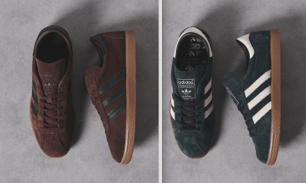 United Arrows Gets Another Rare Adidas Originals Tobacco Model