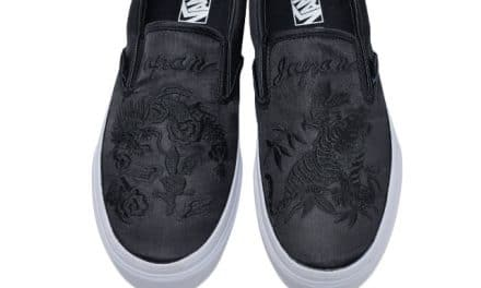 Vans x Rollicking All-Black Collaboration Slip-On
