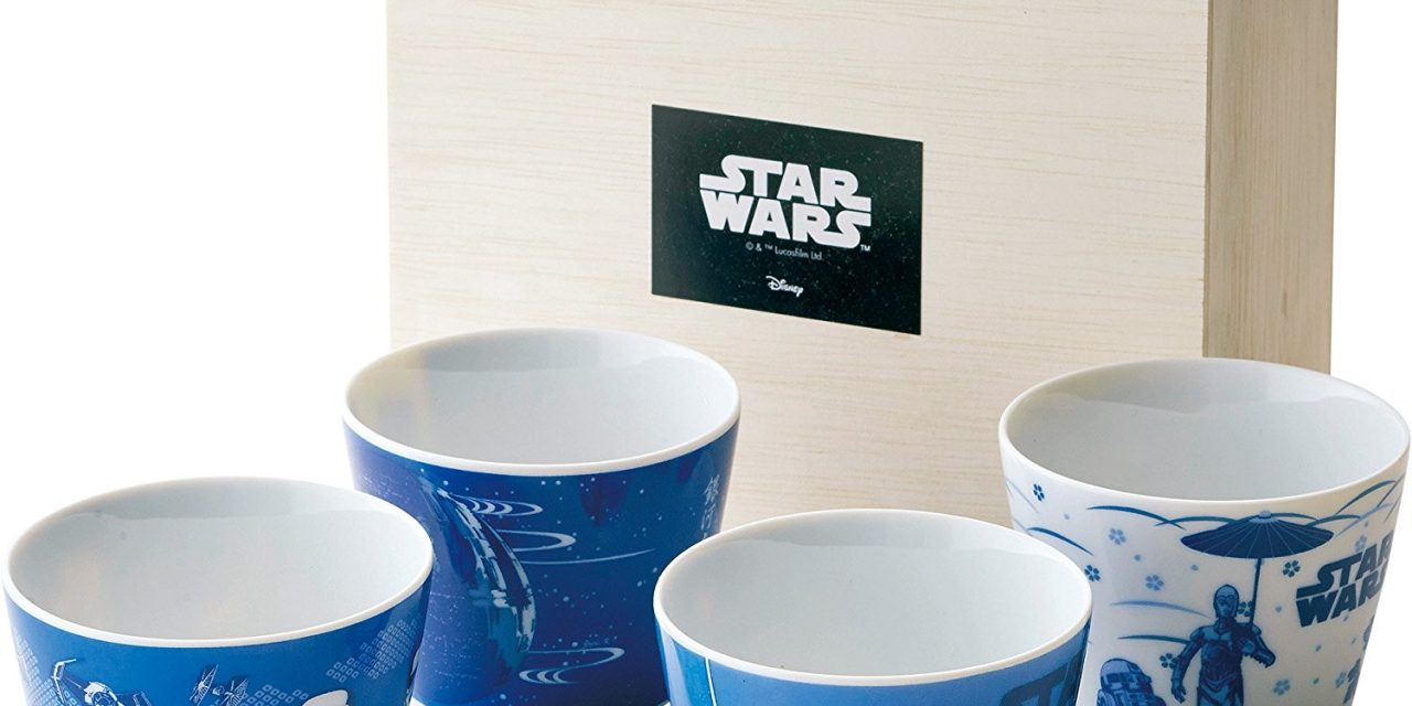 Star Wars Japanese Dish Sets