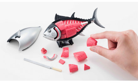 Learn Your Cuts of Fish with a Tuna Anatomy Puzzle