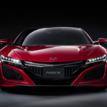 Honda's New NSX on Display at Tokyo Headquarters