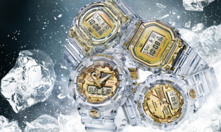 35th Anniversary G-Shocks Bring the Bling