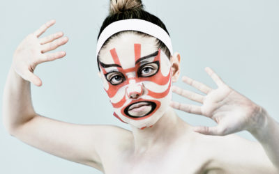 Try on Different Identities with Japanese Sheet Masks