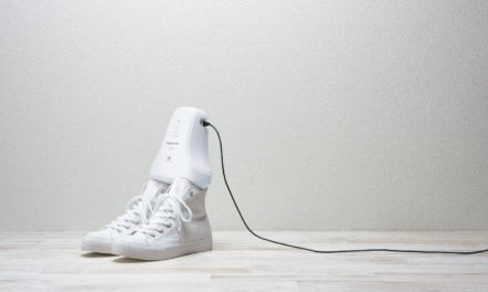 Panasonic's Deodorizer Keeps Your Shoes Fresh