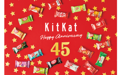 Don't Miss Your Chance to Try All the Japanese KitKat Flavors at Once