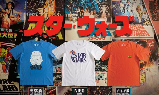 Jun Takahashi, Tetsu Nishiyama and Nigo Design Star Wars T-shirts for UT