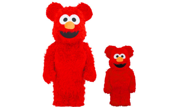 "Medicom Toy BE@RBRICK ""Elmo Costume"""