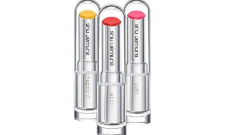 Personalize Your Shu Uemura Lipstick by Having Your Name Engraved on It