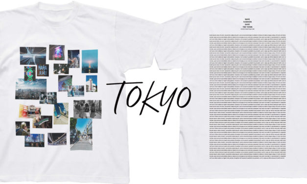 ZOZOTOWN BUY A T-SHIRT,HELP SAVE JAPANESE FASHION BRANDS