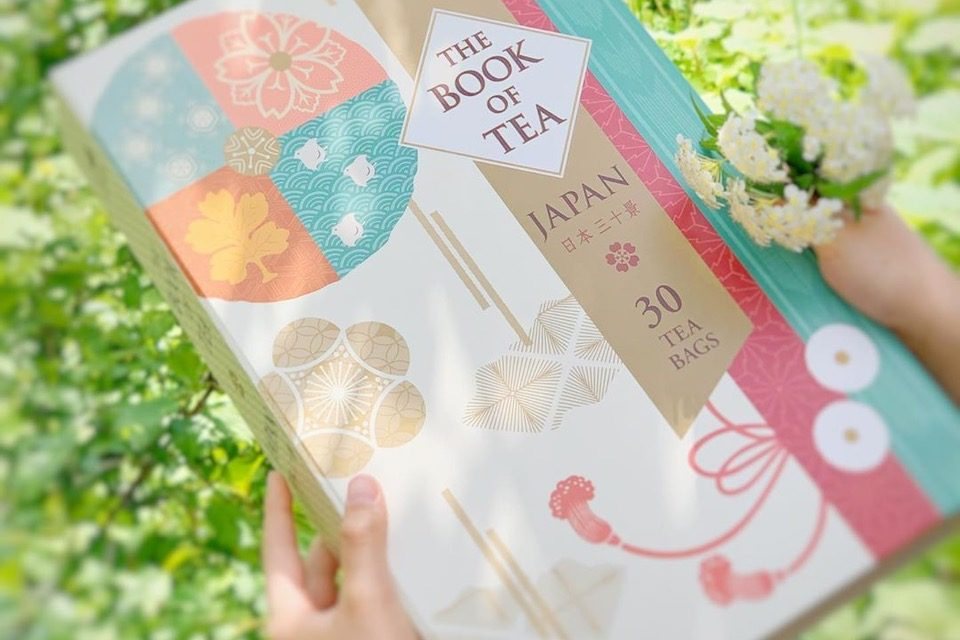 "Lupicia's 12th ""Book of Tea"" has a Japan Theme"