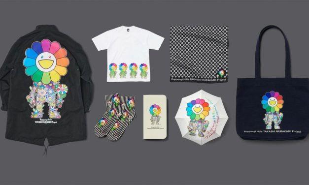 Stores at Roppongi Hills Launch Stylish Takashi Murakami Merchandise