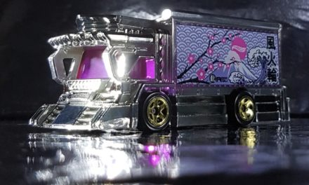 Special Edition Japanese Hot Wheels Model Pays Homage to Decotora Culture